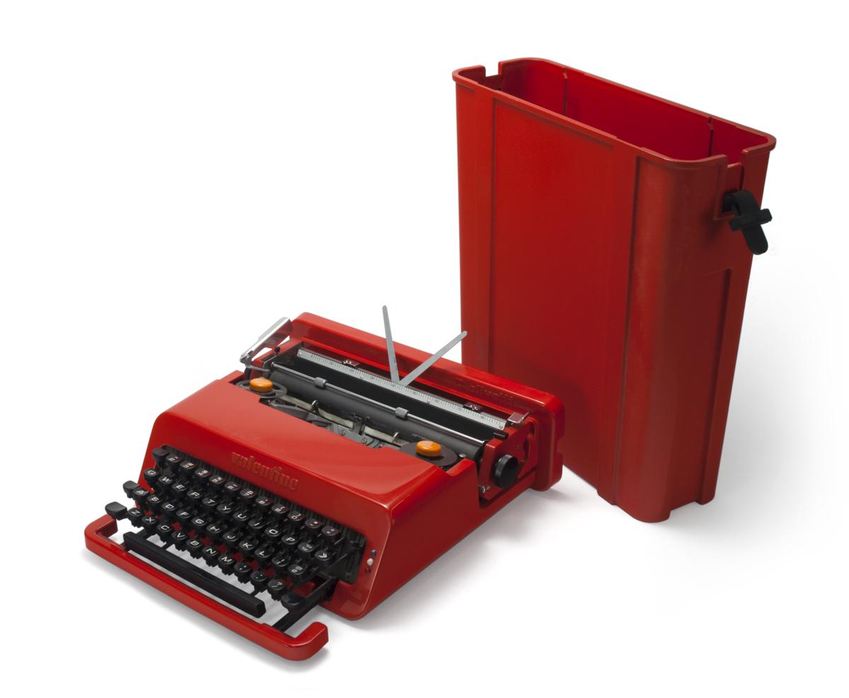 Valentine Portable Typewriter Collections Kirkland Museum