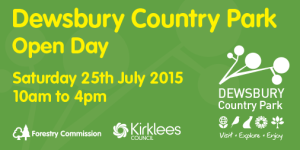 Dewsbury Country Park Open Day 25 July 2015