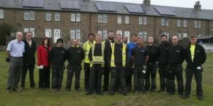 Electricians from Building Services
