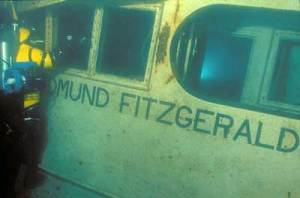 Wreck of the Edmund Fitzgerald