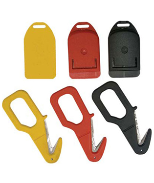 A great safety tool to carry with you on every dive! Small enough to carry in your BC pocket.
