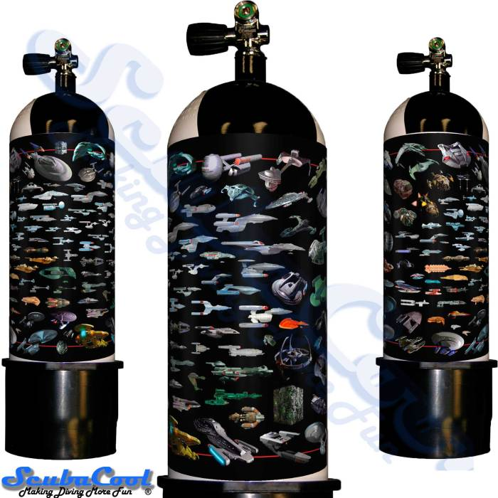 3102 Scubacool Scuba Dive Gas Cylinder Tank Cover NOT neoprene