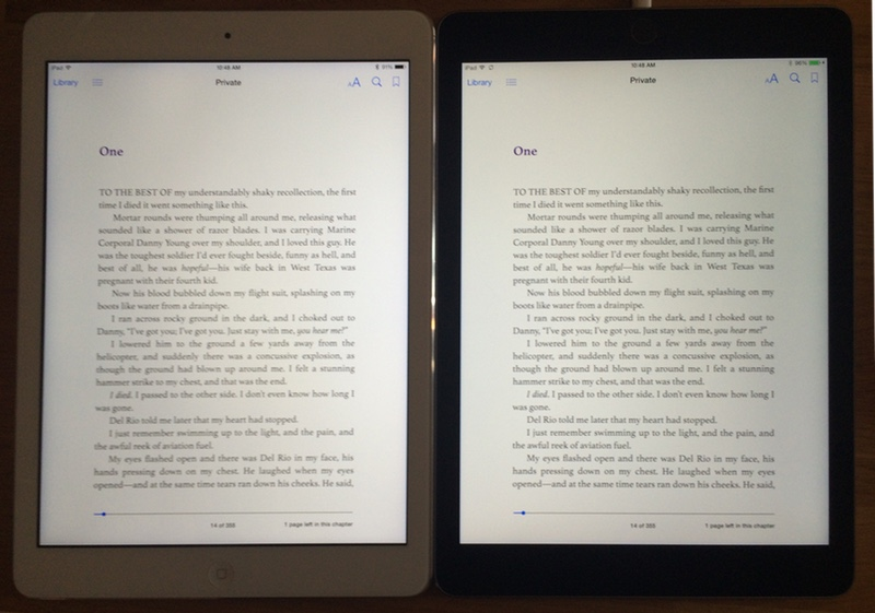 E Book En Op Ipad