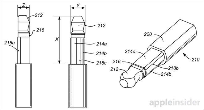 Apple new headphone jack