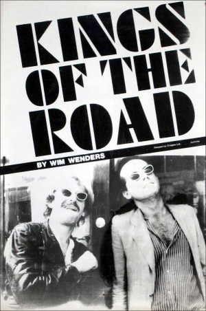 Kings of the road poster