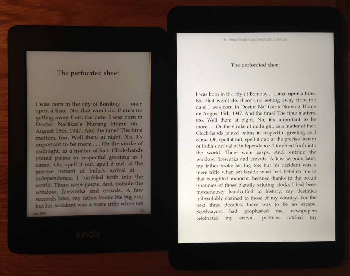 Classic Book Cover For Kindle Paperwhite ~ Amazon kindle paperwhite vs kobo clara hd u which e reader is best