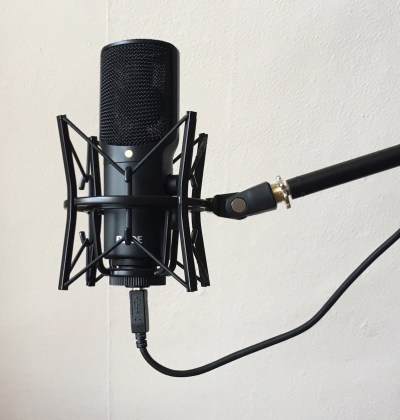 kirkville microphone review the rode nt usb is great for podcasting. Black Bedroom Furniture Sets. Home Design Ideas