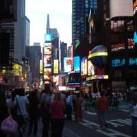 New York Gezi Notları - 1. gün