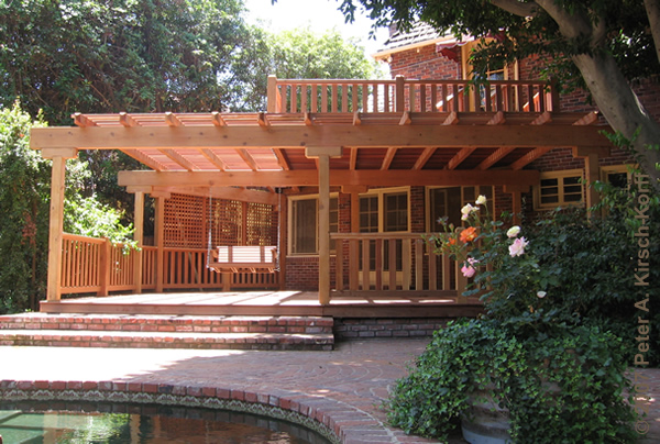 Two-Story Deck Designs