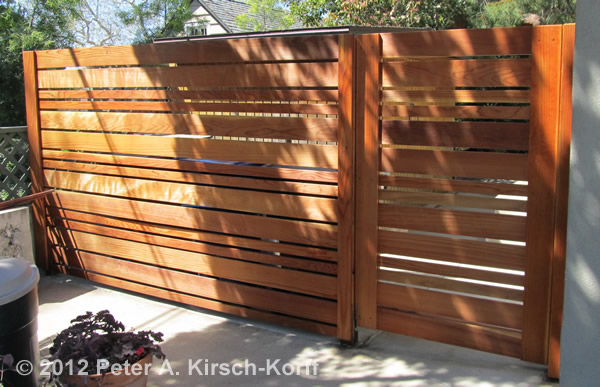 Build Diy Horizontal Board Fence Designs Pdf Plans Wooden