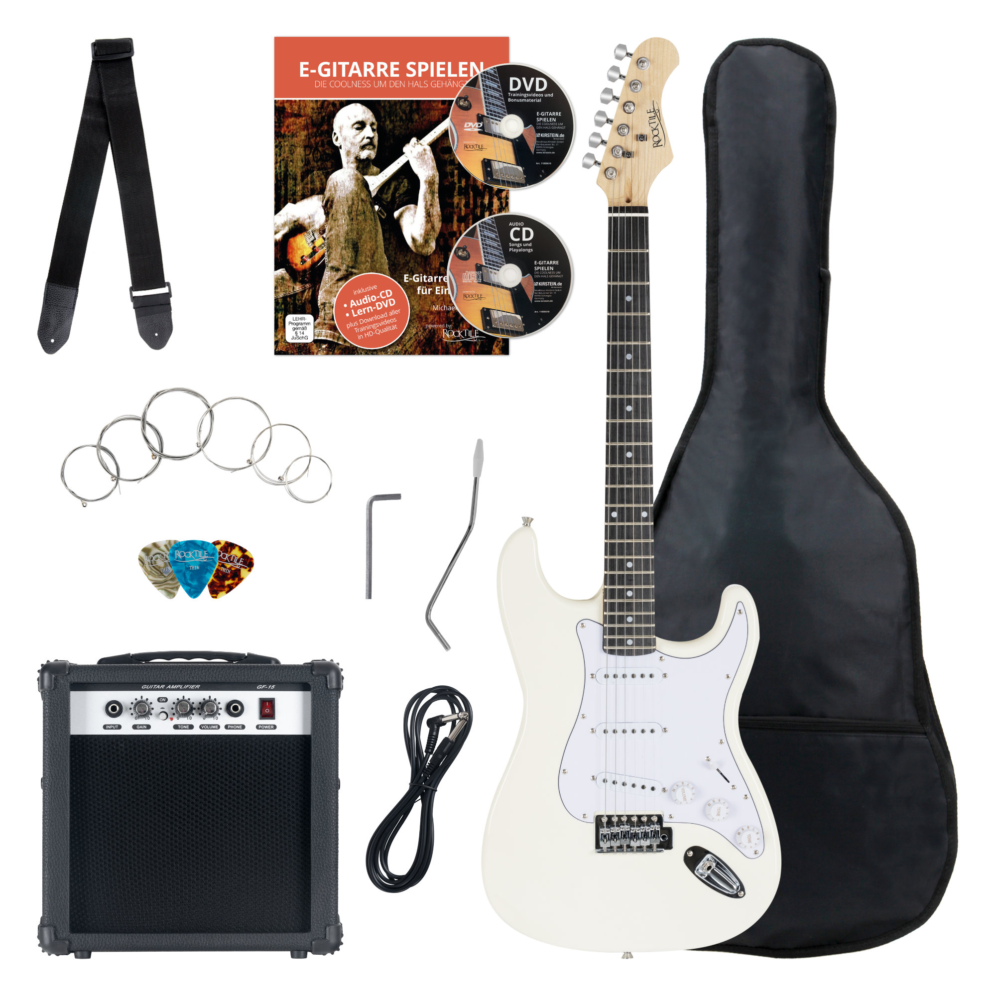 jazz bass brummt harbor breeze ceiling fan wiring diagram rocktile banger s pack electric guitar set 7 piece white icon