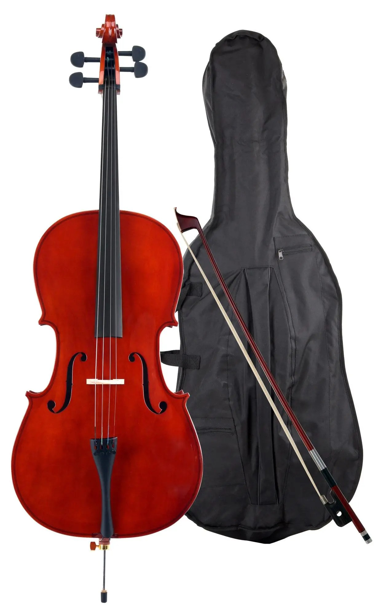 Classic Cantabile CP100 Cello 44 SET incl bow and case