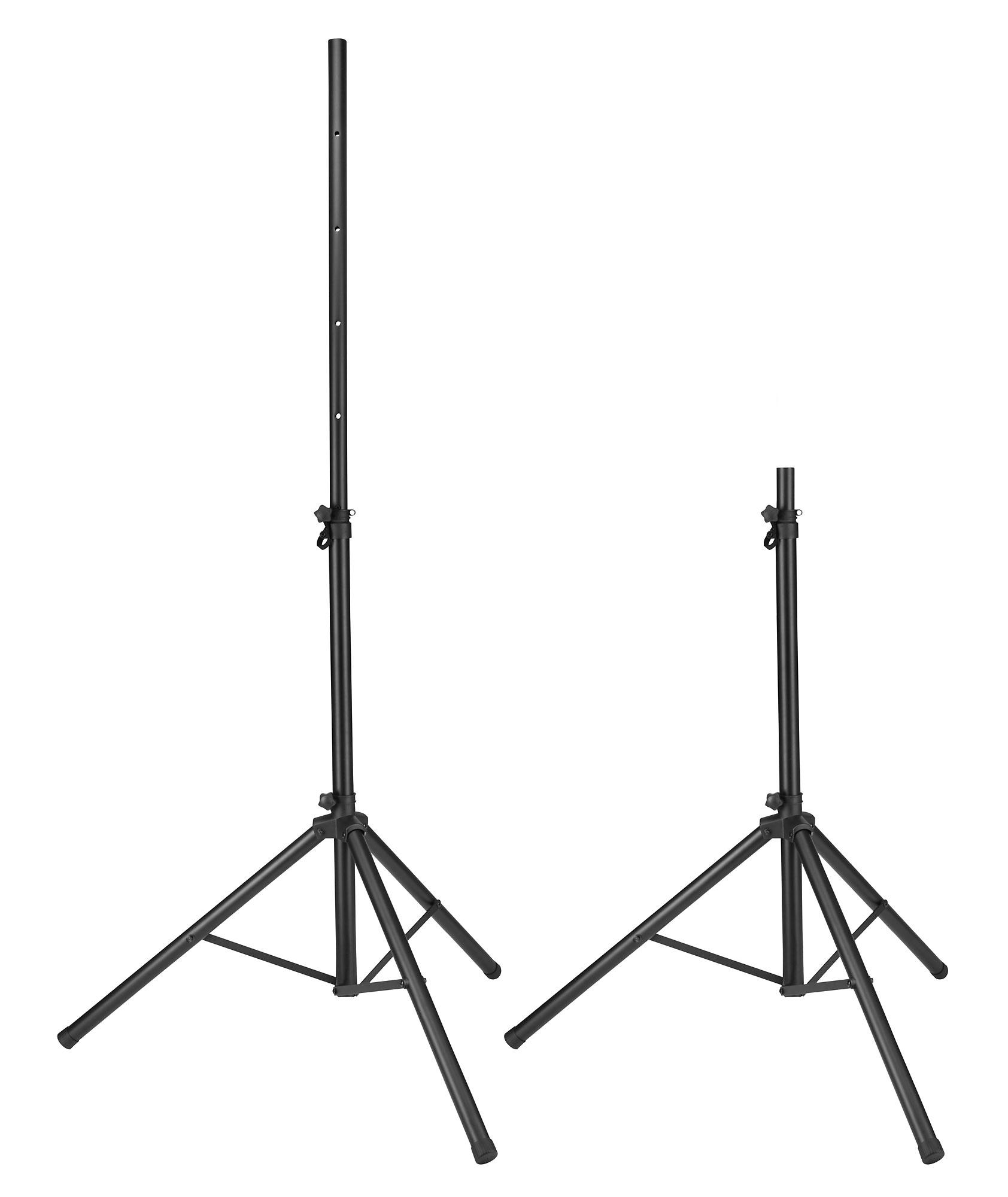 Pronomic SPS-1A Speaker Stand Aluminum SET with bag