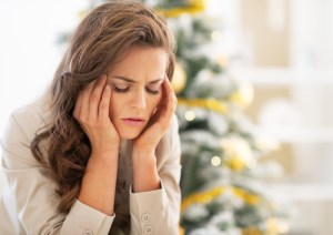 Kvinde overvejer resultat af stresstest - Kirsten-K