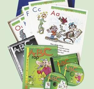 Rap-cd'er til den første læsning