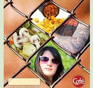 Cafe serien, rødt niveau, læs og forstå hæfter