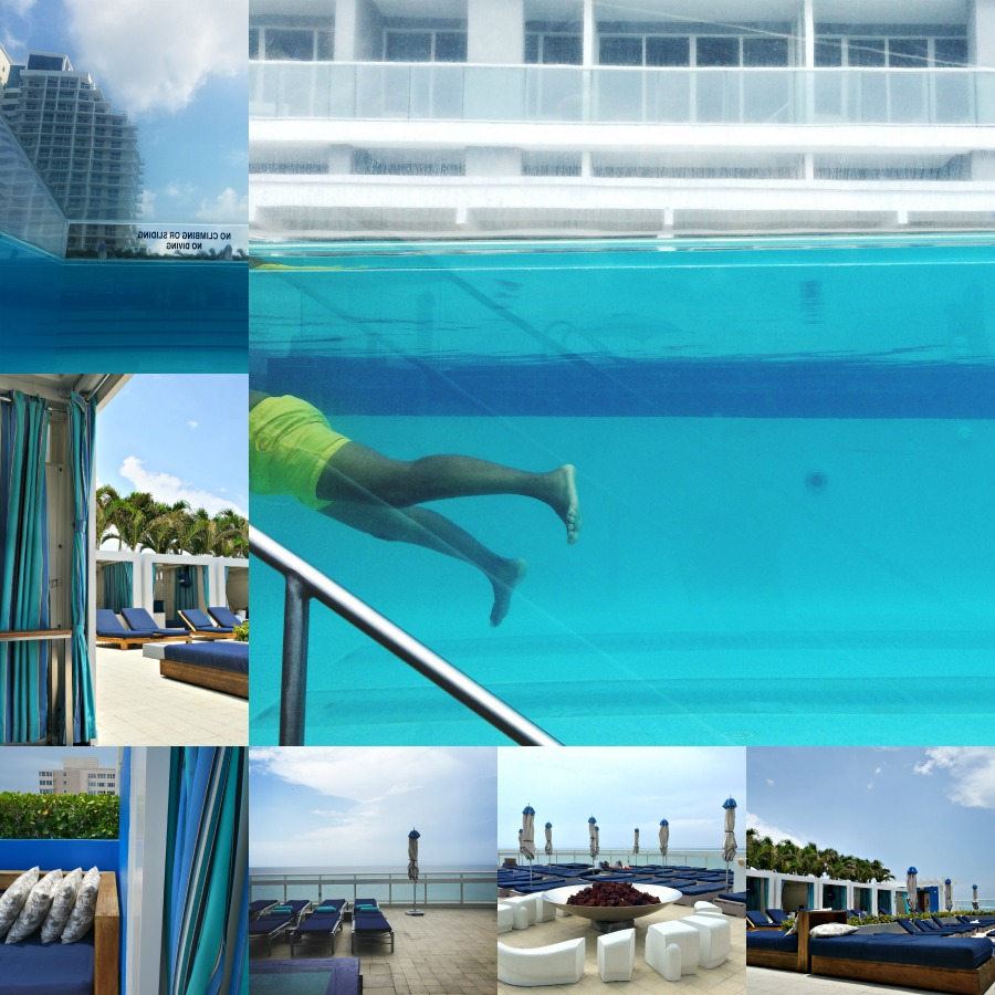 whotelpoolcollage