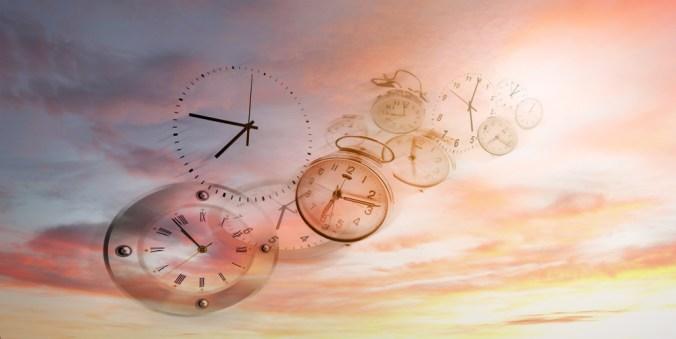 Hov, hvad er klokken?