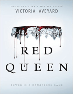 red queen, victoria aveyard, young adult, queen, red, crown