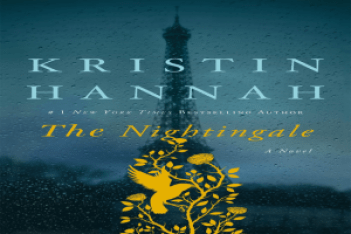 the nightingale, kristina hannah, books, book, mystery
