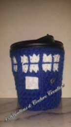 doctor who police box, doctor who, police box, crochet, crocheting