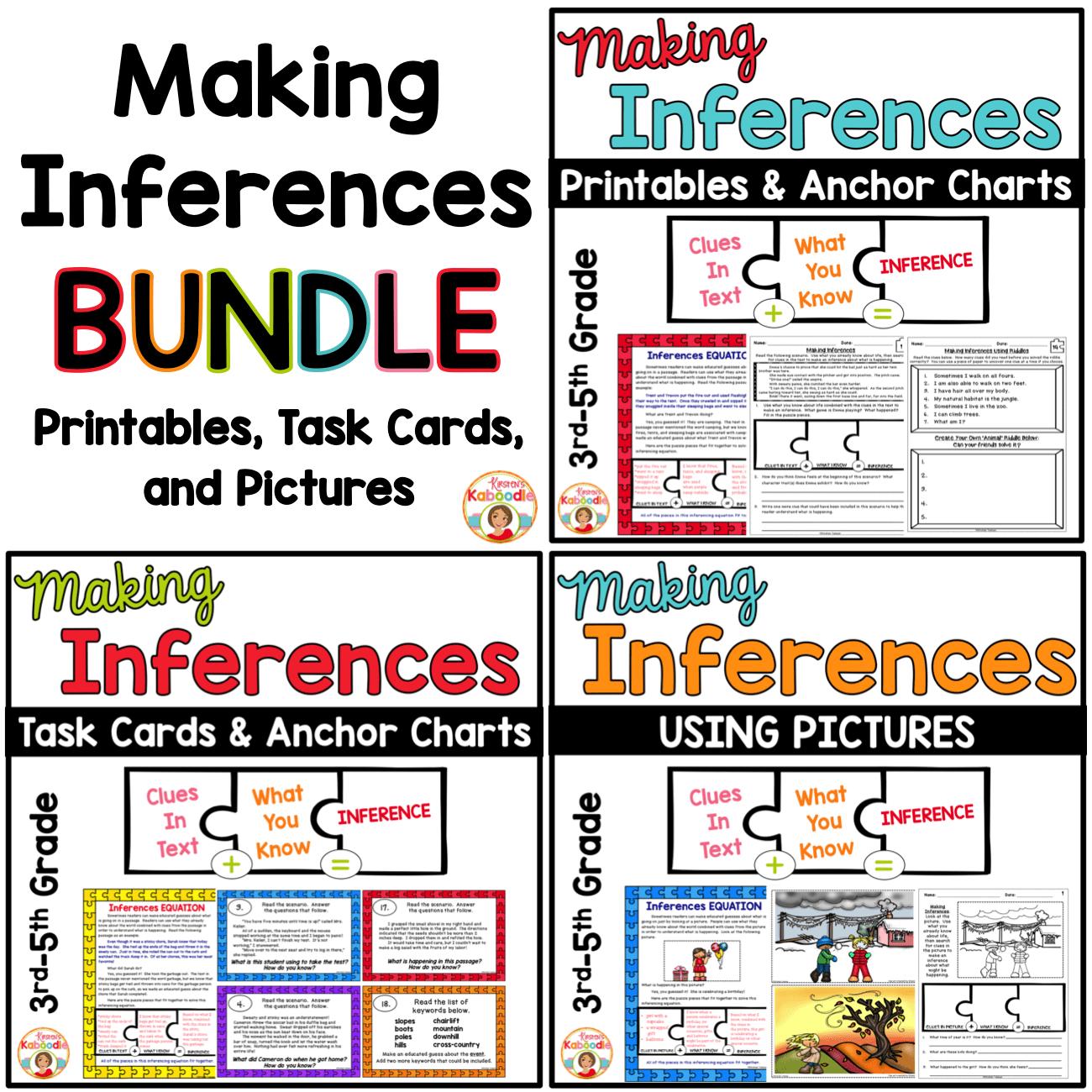 hight resolution of Making Inferences Worksheet 6th Grade - Worksheet List