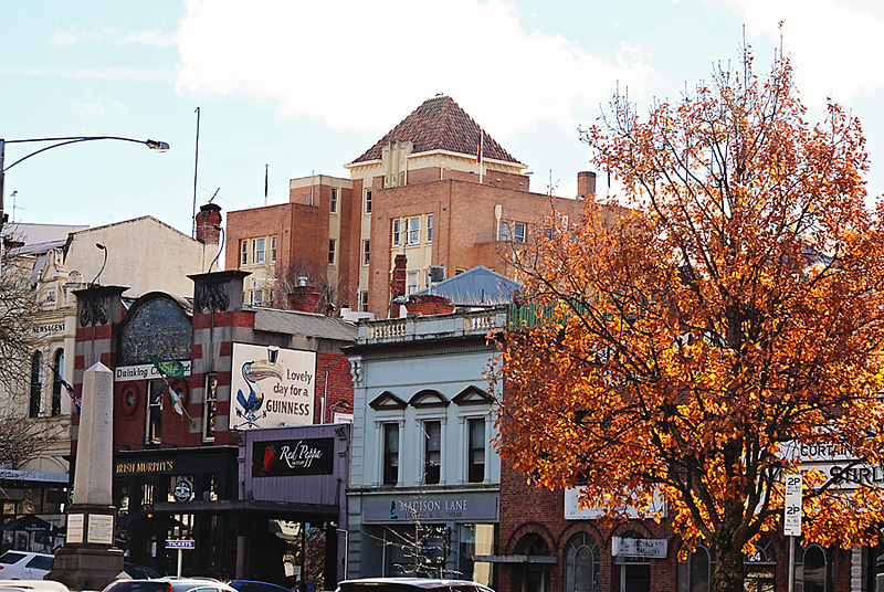 Ballarat, Victoria, Victorian, Australia, travel, tourism, city, urban, street photography, photography, architecture, building, town, heritage