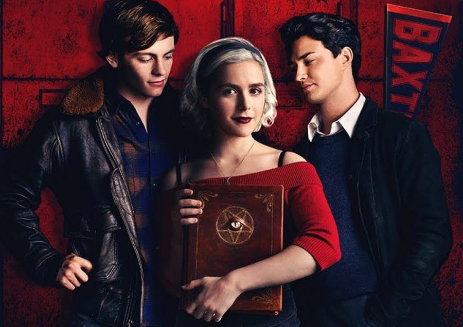 Witches, Comics, Horror Films & Feminism: Chilling Adventures of Sabrina (New Podcast ep)