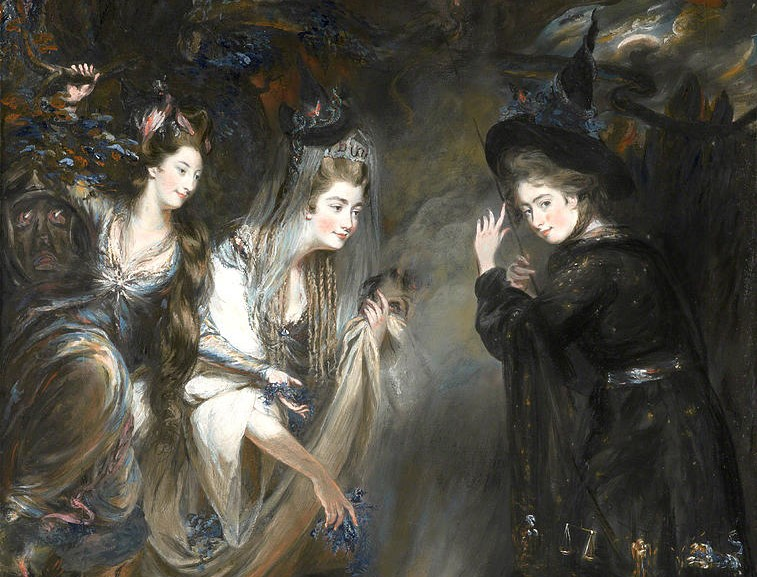 Witches & the Magic of Shakespeare's Macbeth: New Podcast Guest Appearance