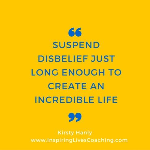 Good Quote - belief