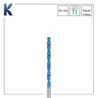 Nachi L x D 30 Solid Carbide Drills