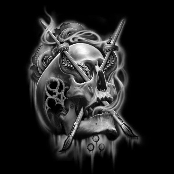 Sullen Silver Badge Kirt City Tattoos Elmsdale Nova Scotia