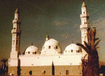 Masjid Quba 04