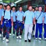 BD Football team