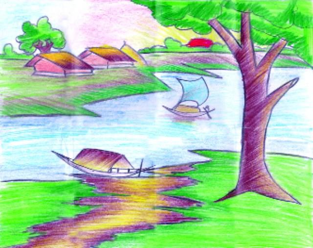নূহা নাবিলা সপ্তম শ্রেণী, কালিগঞ্জ পাইলট মডেল মাধ্যমিক বিদ্যালয়, কালিগঞ্জ, সাতক্ষীরা