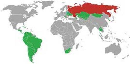 বিশ্বের বৃহত্তম দেশ রাশিয়া