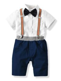 Baby Boy Suit And Bow Tie - Tie Photo and Image Reagan21.Org