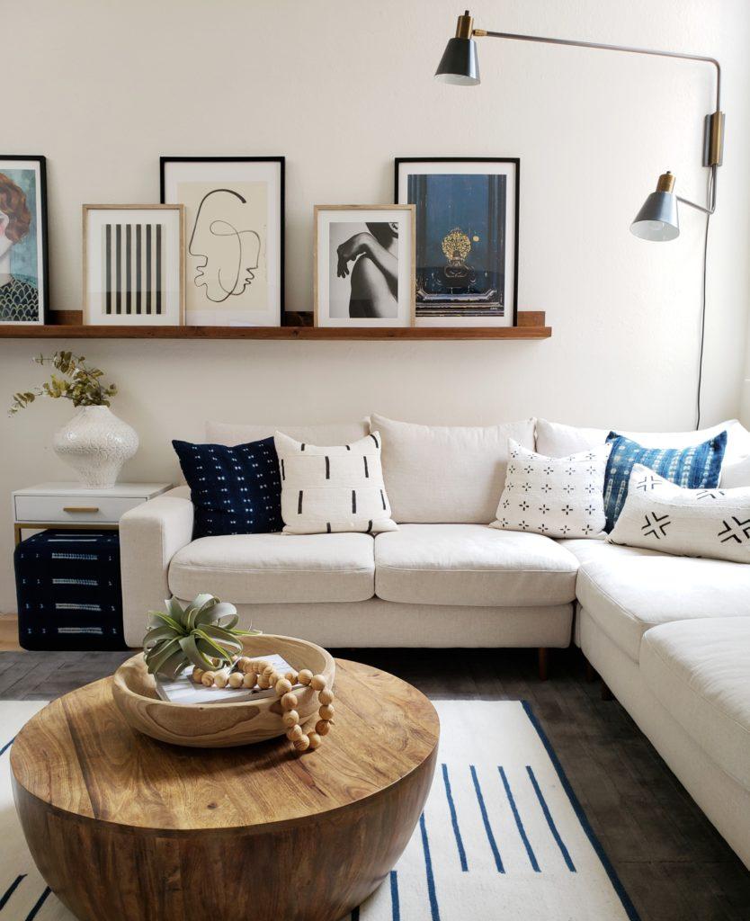 Living Room  Kismet House