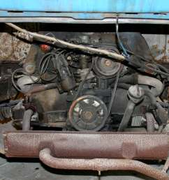 1972 vw dual carb engine diagram [ 1355 x 727 Pixel ]