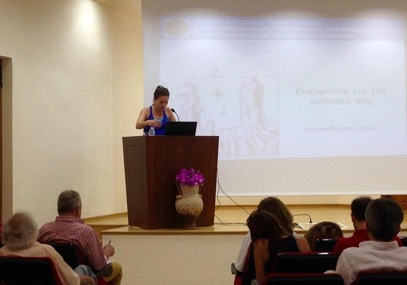 Master Plan for cultural and sustainable development of Kissamos and Platanias – Local beaches discussed