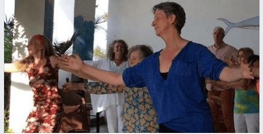 Dance Improvisation Megala Chorafia