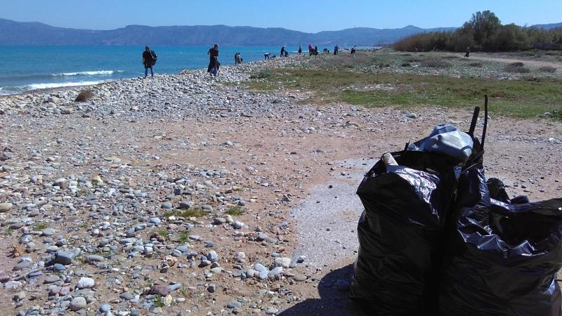 Let's do it Kissamos – Beach Cleaning