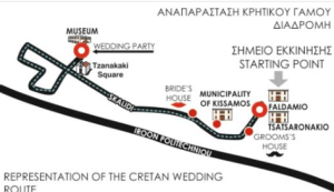 21 Cretan weddng Route this year