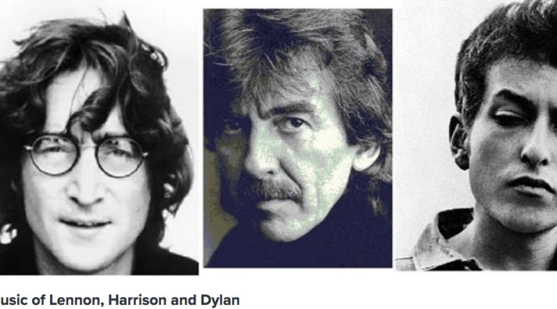 Lennon Harrison Dylan
