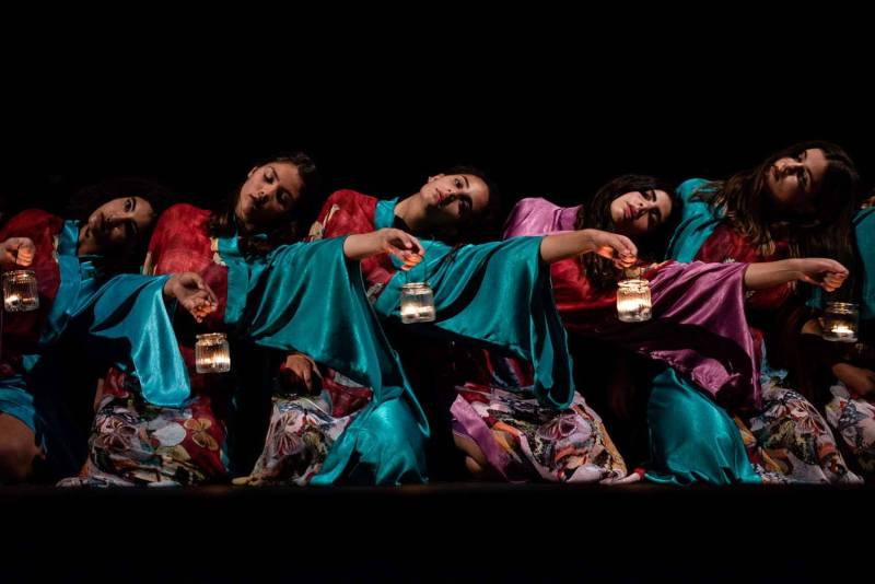 "Dance Performance ""Madame Butterfly"" – Chania 17th December"
