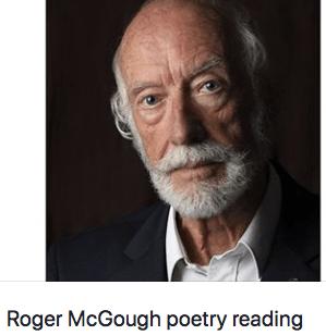 Poetry: Roger McGough – Vamos  8th June