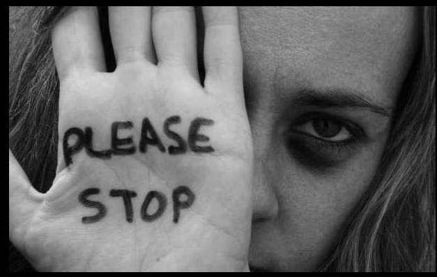 24 August Stop violence