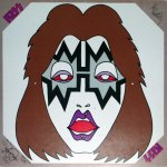 Ace Frehley -The Originals II VIP-5504-6, Pappersmask, 4-färg.