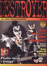 Destroyer # 6 Juni 1999