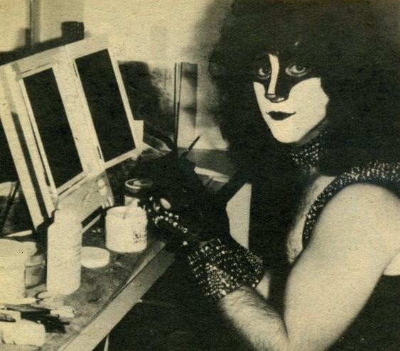 Eric Carr 1980